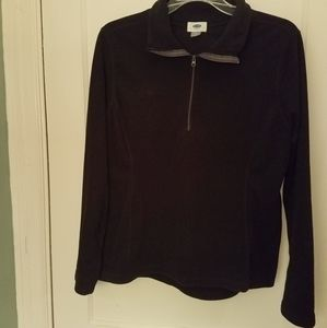 Old Navy 3/4 zip fleece